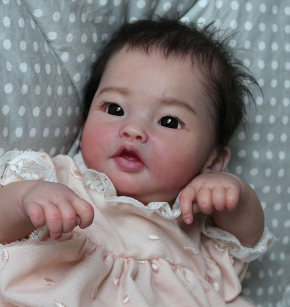 """Reborn Baby Dolls Kit Suede Cloth Body Fit 16/"""" Doll 3//4 Arms and Legs"""