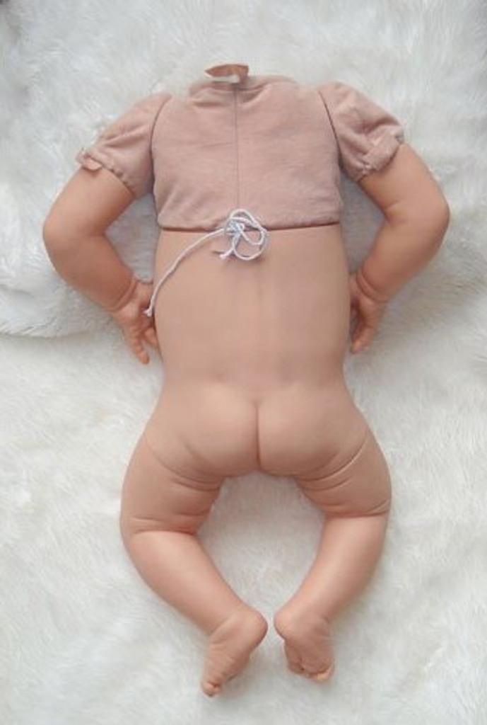 Anatomically Correct Boy Lower Half Torso Kit by Adrie Stoete