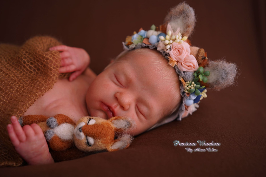 Remi-Ashton Reborn Vinyl Doll Kit by Cassie Brace