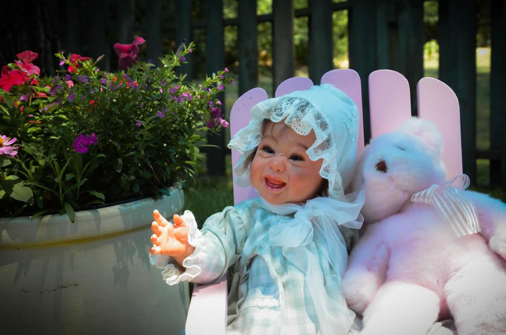 Lennox Reborn Vinyl Doll Kit by Andrea Arcello