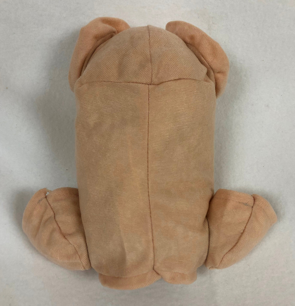 """German Doe Suede Body for 8-9"""" Dolls 3/4 Jointed Arms Full Jointed Legs #493GF"""