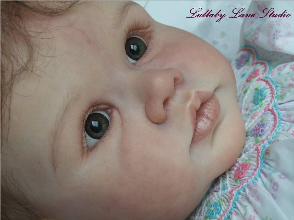 Daimy Doll Head by Didy Jacobsen - HEAD ONLY