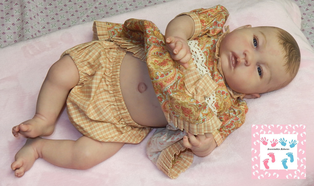 Reine Finished Reborn Collectors Doll Sculpted by Ping Lau