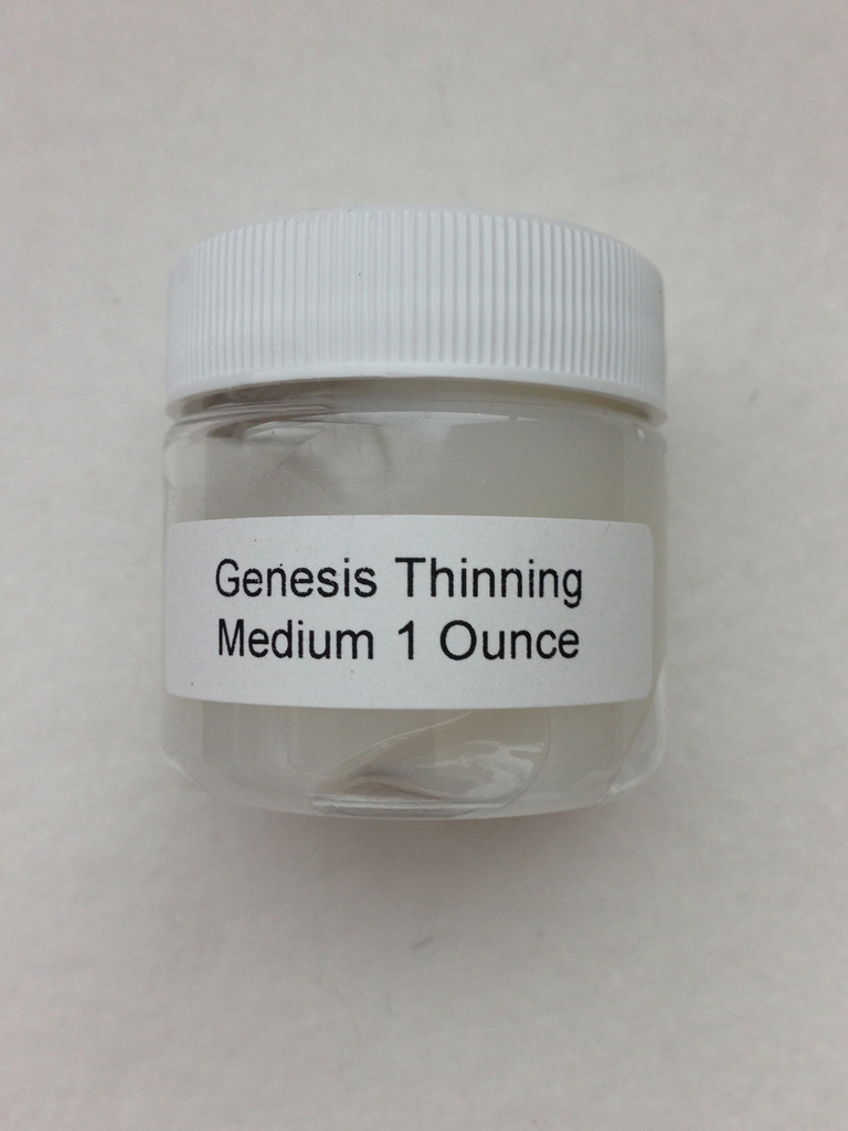 Genesis Thinning Medium (1oz Jar)