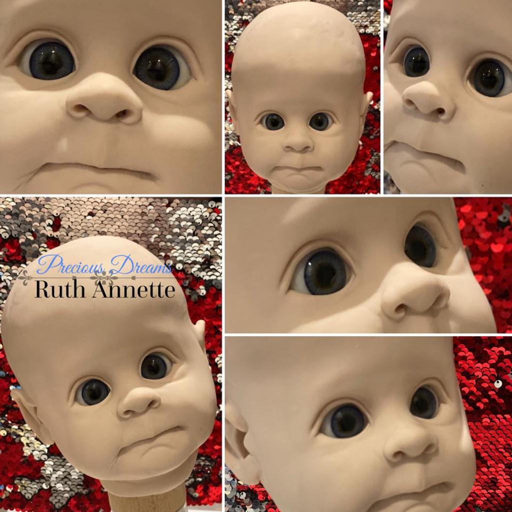 Noodle Vinyl Reborn Doll Kit by Ruth Annette