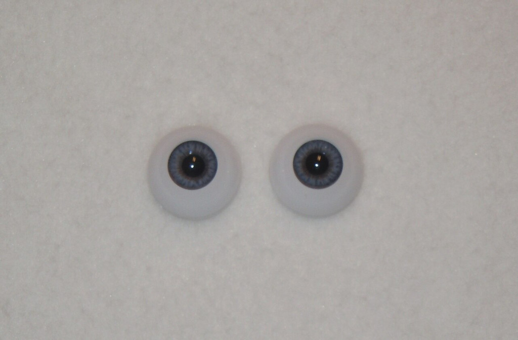 Acrylic Real Eyes in Victoria Blue