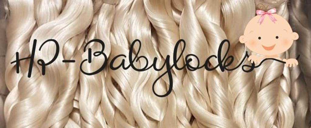 Heike Politz Baby Locks High Quality Premium Kid Mohair New Wavy