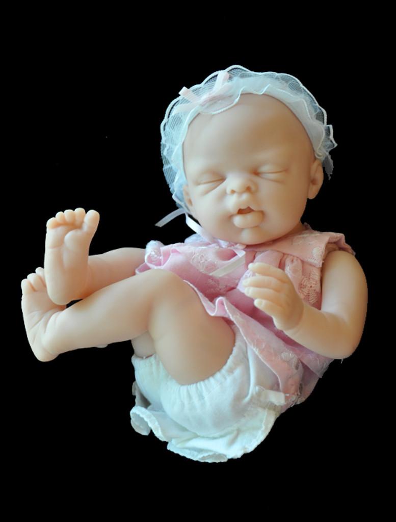 Katie Mini Reborn Vinyl Doll Kit by Marita Winters