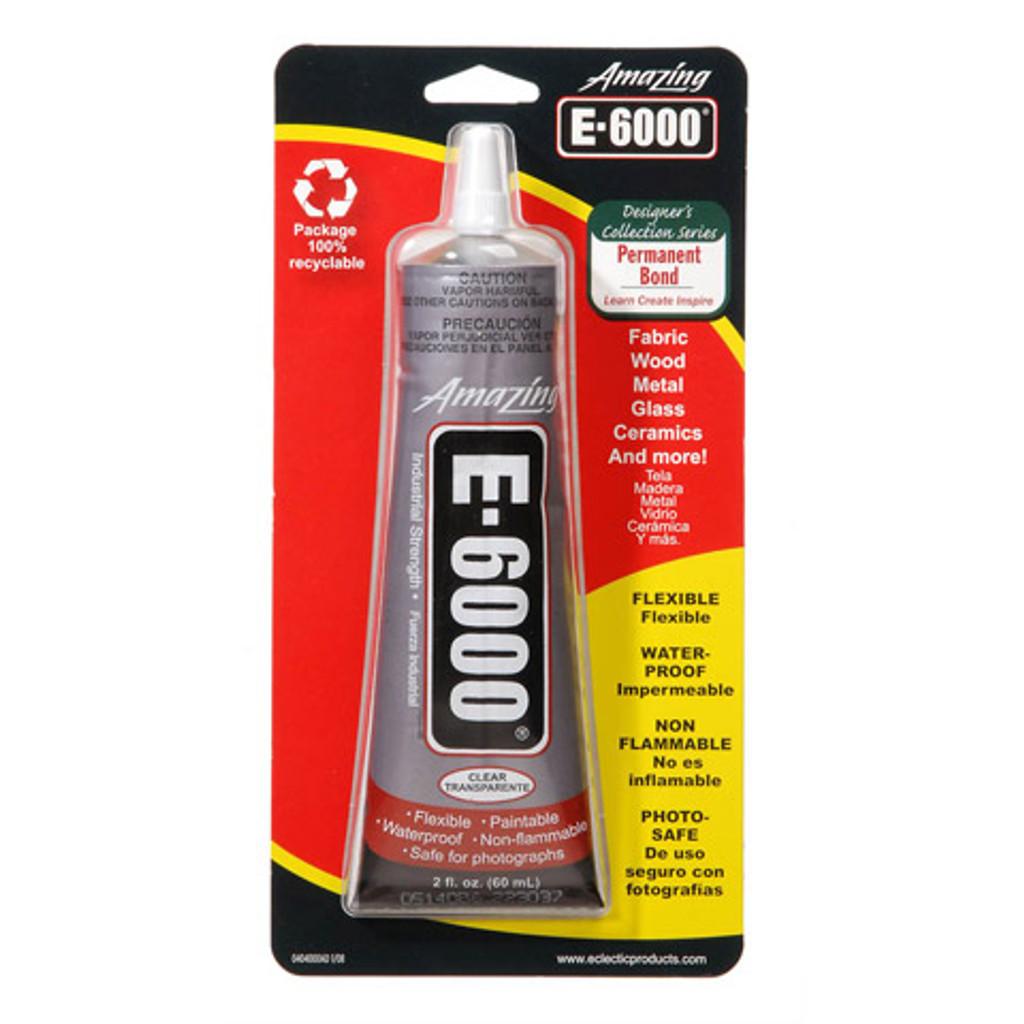 E-6000 Permanent Bond Glue for Reborning