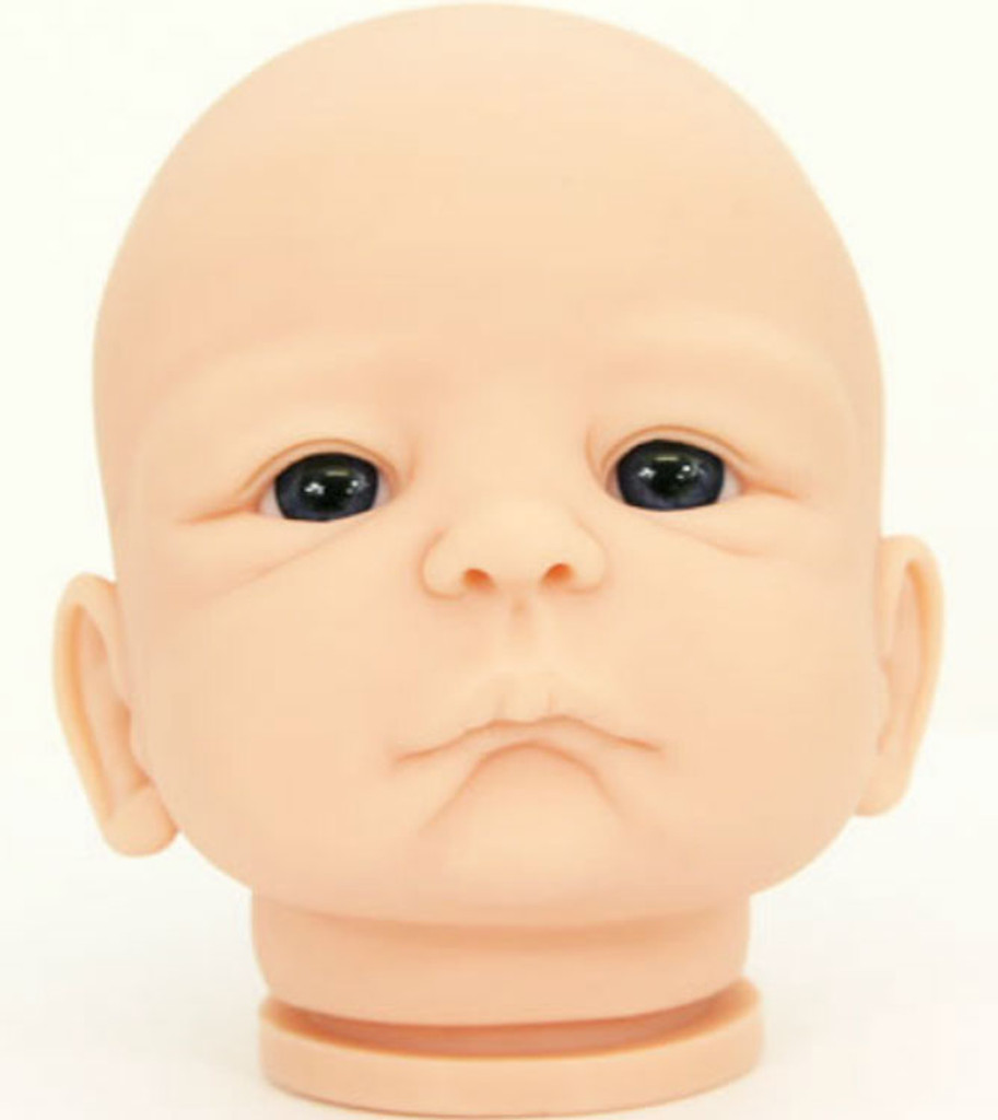 Sandy Reborn Vinyl Doll Kit by Sheila Michael