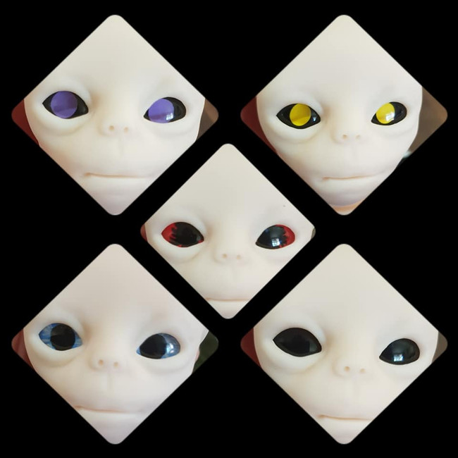 Fantasy Eyes IN STOCK NOW!