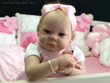 Chloe Reborn Vinyl Doll Kit by Ann Timmerman