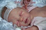 Ilse Reborn Vinyl Doll Kit by Menna Hartog