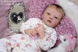 Celine Reborn Vinyl Doll Kit by Evelina Wosnjuk New Lower Price