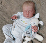 Luca Reborn Vinyl Doll Kit by Laura Tuzio Ross