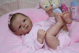 Leha Jolin Reborn Vinyl Doll Kit by Sabine Altenkirch