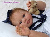 Lily Beth Reborn Vinyl Doll Kit by Ann Timmerman NEW LOWER PRICE!
