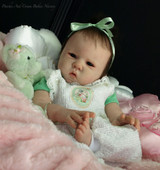 Maggie Marie Reborn Vinyl Doll Kit by Sandy Faber