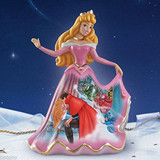Disney Forever Sleeping Beauty Bell Figurine