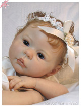 Olivia Doll Kit by Ann Timmerman - LDC