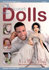 Discover Dolls Issue 12 November/December 2007