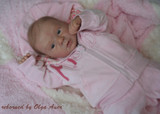 Lola Reborn Vinyl Doll Kit by Natali Blick