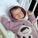 Fabrizia Reborn Vinyl Doll Kit by Ping Lau SOLD OUT