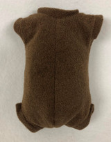 """Doe Suede Body for 13-14"""" Dolls Full Unjointed Arms Full Unjointed Legs #498GE"""