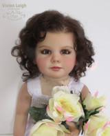 Vivien Leigh Reborn Vinyl Doll Kit by Olga Tschenskaja