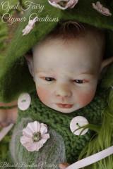 Opal Fairy Fantasy Reborn Vinyl Doll Kit by Shawna Clymer