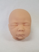 Lilah Reborn Vinyl Doll Head by Sheila Michael - HEAD ONLY