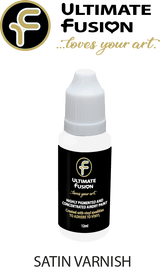 Ultimate Fusion Satin Varnish 15ML (.5oz)