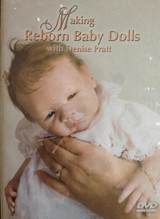 Making Reborn Baby Dolls DVD With Denise Pratt