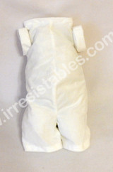 """German Doe Suede Body for 28"""" Dolls Full Jointed Arms Straight Legs #514STGW"""