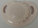 "HoneyBug Sweetheart Newborn Precious Vintage Pacifier for 18"" Dolls-Nude Blush"