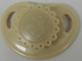 "HoneyBug Sweetheart Newborn Precious Vintage Pacifier for 18"" Dolls-Lace"
