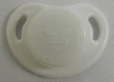 "HoneyBug CutiePie Micro Preemie Pacifier For 10-13"" Dolls-Snow White"
