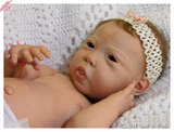 Jaylin Reborn Vinyl Doll Kit by Jannie De Lange