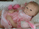 Malin Reborn Vinyl Doll Kit by Sheila Michael