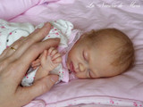 Hope Reborn Vinyl Doll Kit by Sabine Hansen - LDC