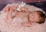 Demi Reborn Vinyl Doll Kit by Philomena Donnelly