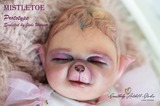 Mistletoe Reborn Vinyl Doll Kit by Jade Warner Irresistables Exclusive!