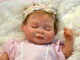 Tana Preemie Reborn Vinyl Doll Kit by Hermi Cuqueralla 12 Inches