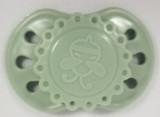 """HoneyBug Sweetdreams Preemie Vintage Pacifier For 14-17"""" Dolls-Sage"""