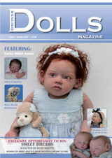Discover Dolls Magazine Issue 2 October 2019