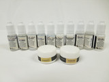 Ultimate Fusion 13 Piece Set of Mediums Full Sized Bottles and Containers