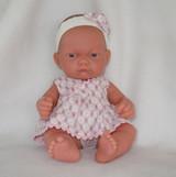 Antonio Juan Baby Girl Doll Pitu Expositor 10 Inch Doll Made in Spain AJ4047