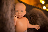 Leif by Ina Volprich Silicone Full Body Doll Kit Unpainted