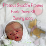 Eevie-Grace Vinyl Reborn Doll Kit by Ruth Annette
