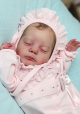 Nevaeh Reborn Vinyl Doll Kit by Cassie Brace